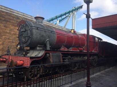 Looks like a real steam engine