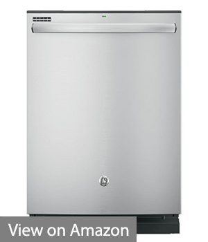 """GE GDT545PSJSS 24"""" Stainless Steel Fully Integrated Dishwasher - Energy Star"""