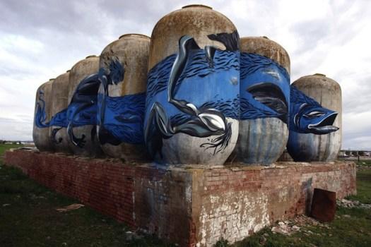 laguna street artist