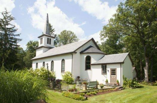 church renovated into home