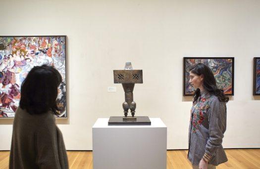 MoMA rehang immigration ban muslim artists