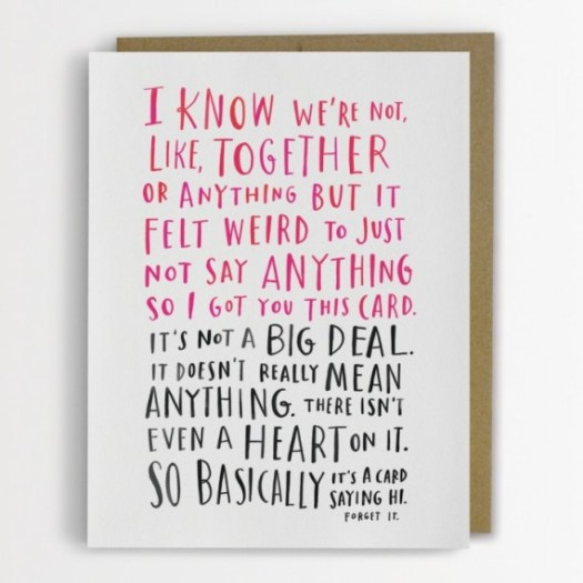 humorous valentines day cards