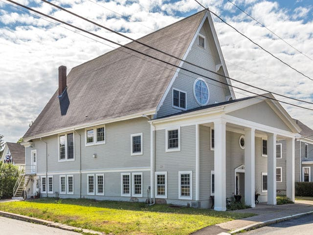 churches turned into modern residential homes