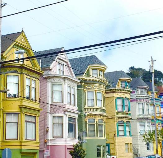san francisco exterior home colors