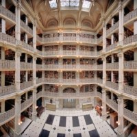 360-Degree Panoramic Photos Celebrate the Majestic Beauty of Grand Libraries