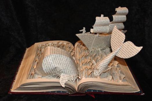 book art art made from books art installation book literary