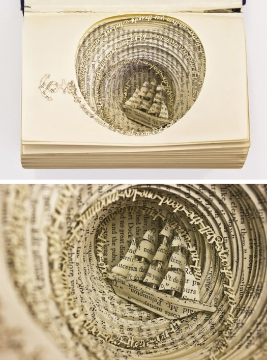 Book Art by Thomas Wightman