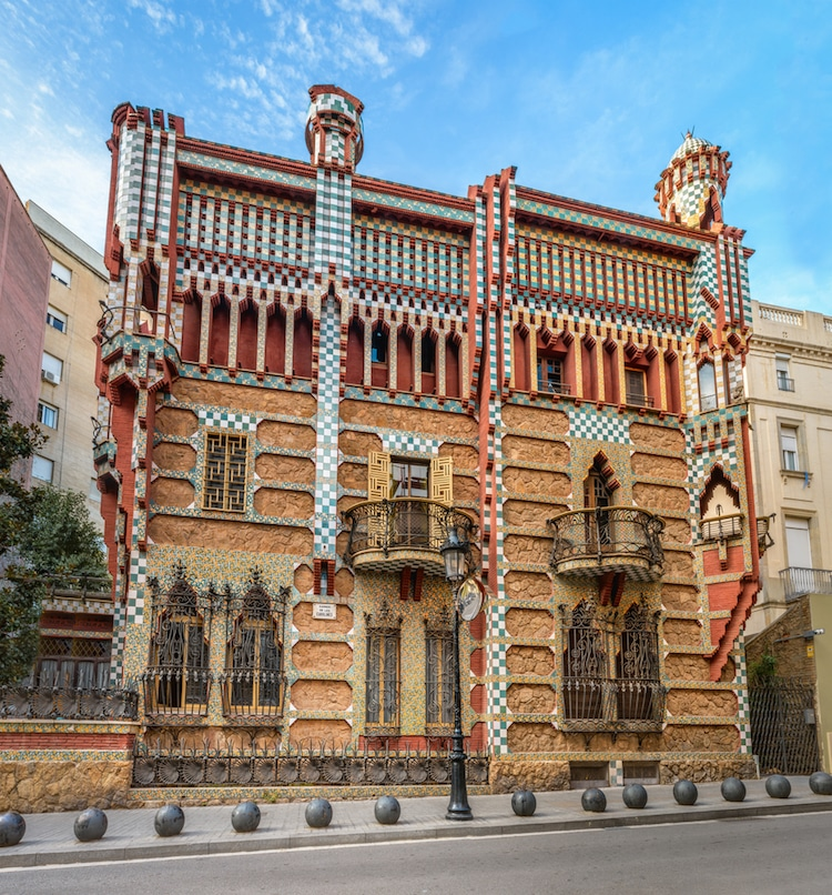 casa vincens gaudi museum