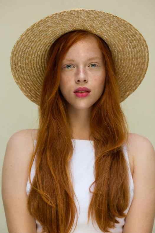 redhead women brian dowling