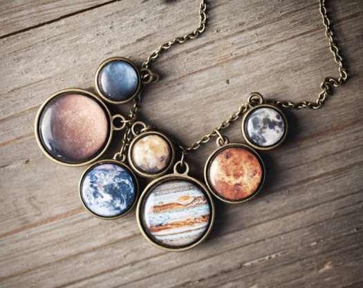 science jewelry