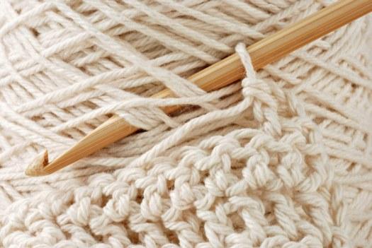 Crochet Fiber Art