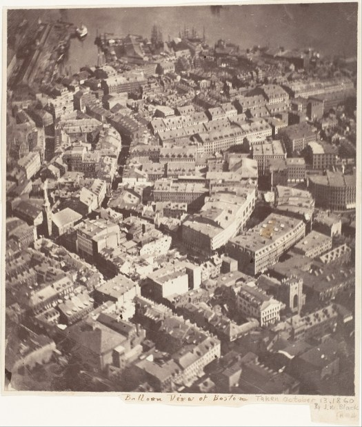 Oldest Aerial Photograph