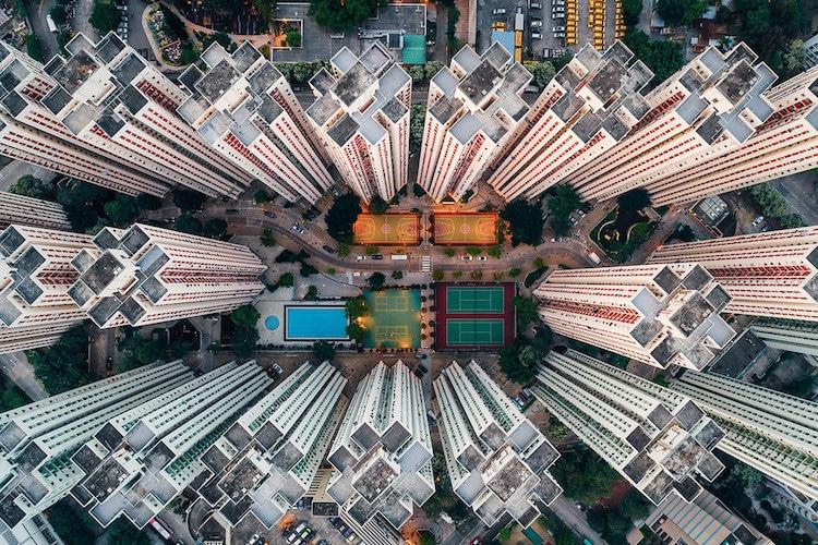 Andy Yeung hong kong aerial photos