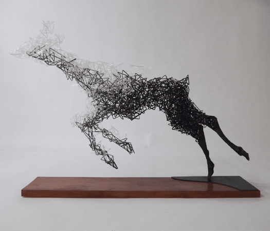 Wire Sculpture Wire Art Wire Animals