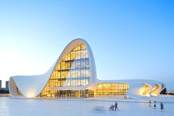 Zaha Hadid Heydar Aliyev Center