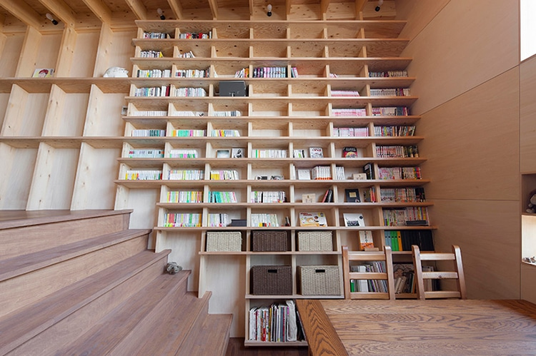 Architects Design Home With Earthquake-Proof Floor-to