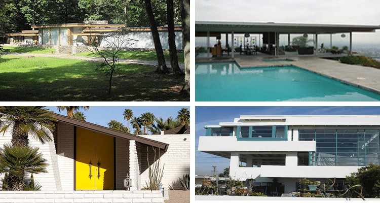 Mid Century Modern Architecture Mid Century Modern Homes