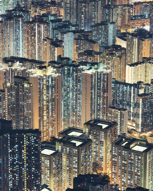 Harimao Lee - Cityscapes