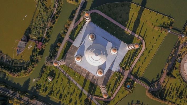 Camilo Monzon Navas - Aerial Photographs of Bogota