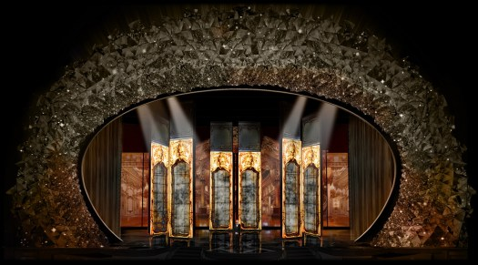 Behind the Design of the 90th Oscars Stage