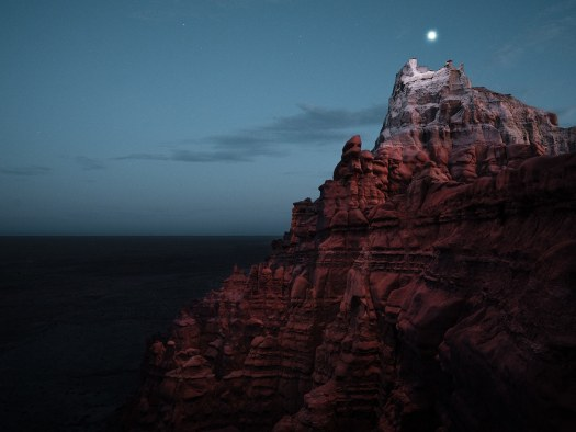 Long Exposure Drone Photography Reuben Wu