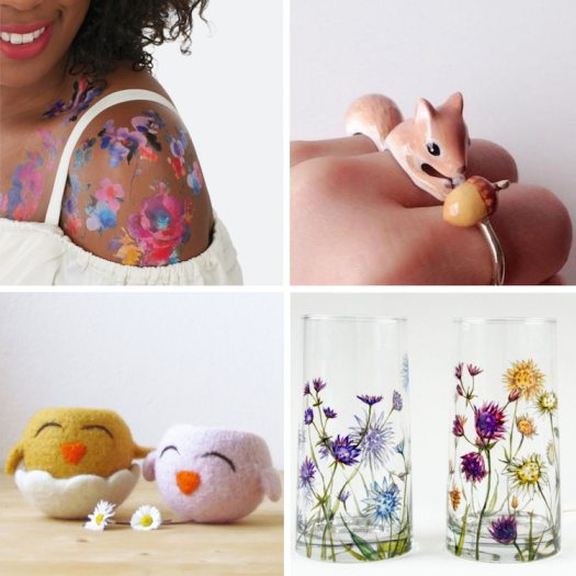 Seasonal Gifts for Spring Start of Spring GIfts