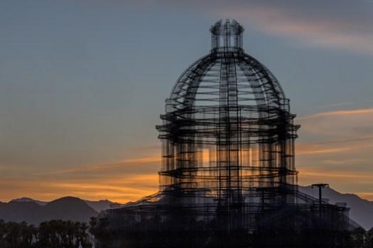 Art at Coachella 2018 by Edoardo Tresoldi