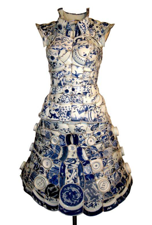 Li Xiaofeng Porcelain Dresses