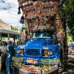 The Rise Of Jingle Trucks And Truck Art In Pakistan