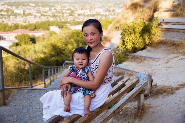 Motherhood by Mihaela Noroc