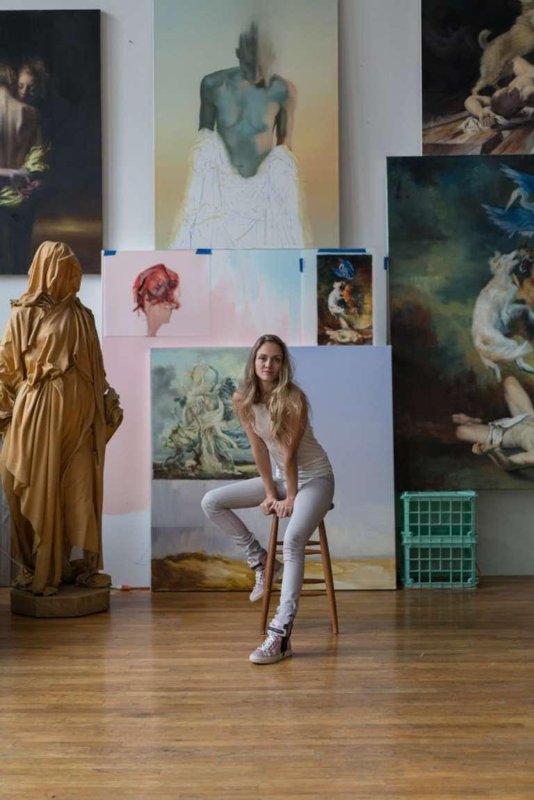 Maria Kreyn Oil Painter