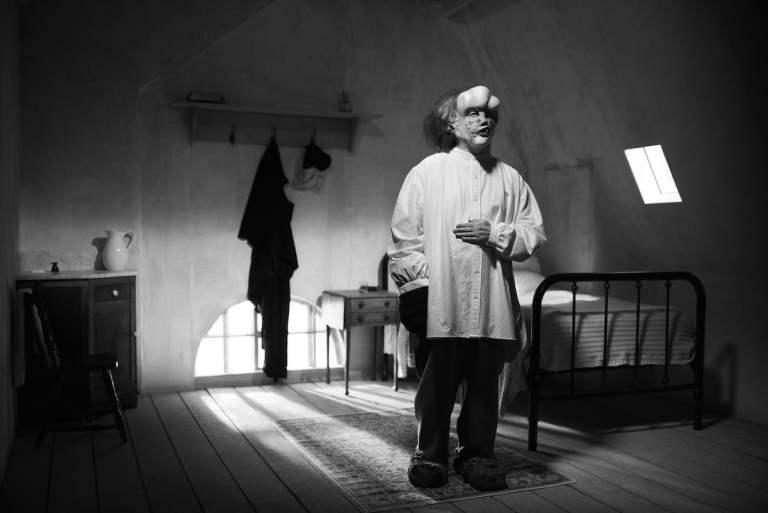 Sandro Miller Filmmaker David Lynch Tribute