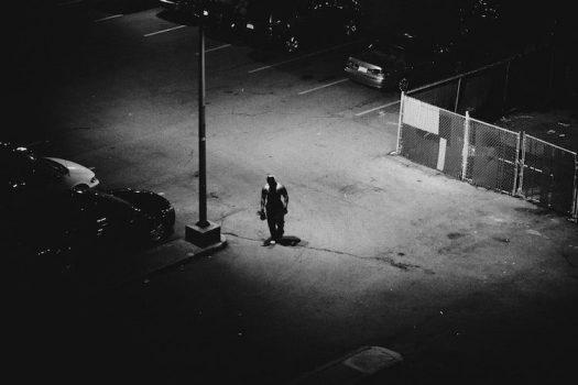 New York Street Photography by Luc Kordas