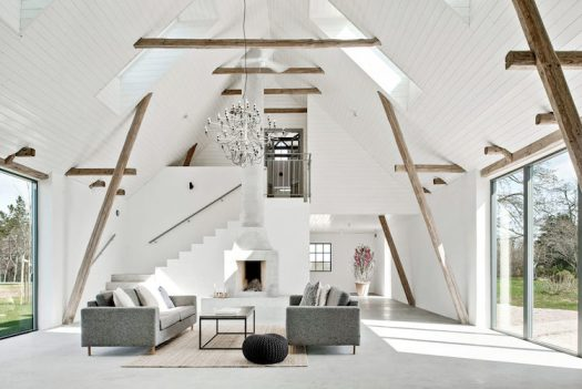 Barn Converted into a House