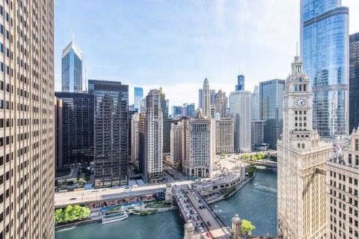 Chicago Architecture Center Wacker Street