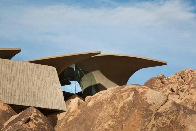 Kendrick Bangs Kellogg Organic Architecture in Joshua Tree