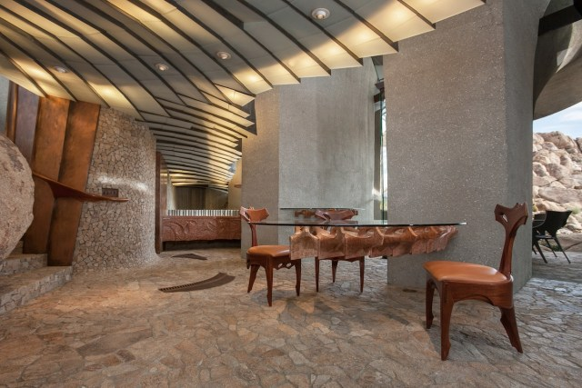 Kendrick Bangs Kellogg - Doolittle House Interior by John Vugrin