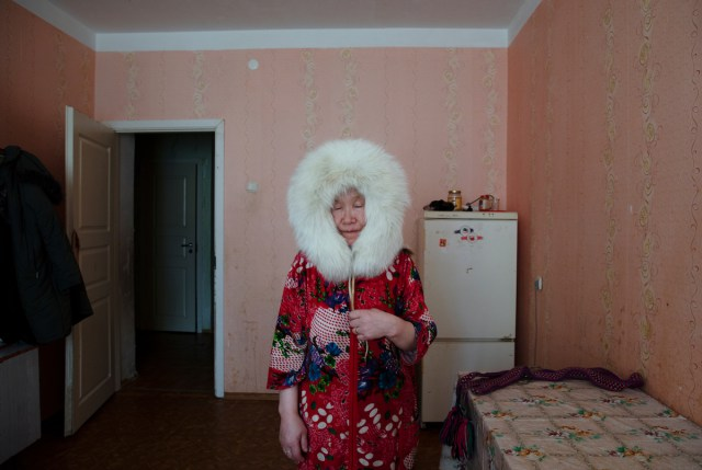 Portrait Photography Siberia by Oded Wagenstein