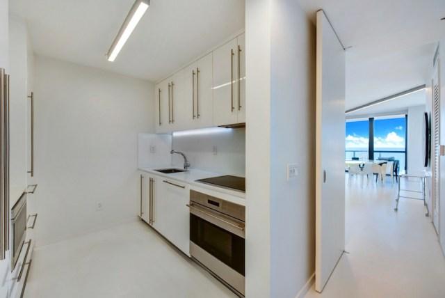 What did Zaha Hadid's Apartment Look Like?