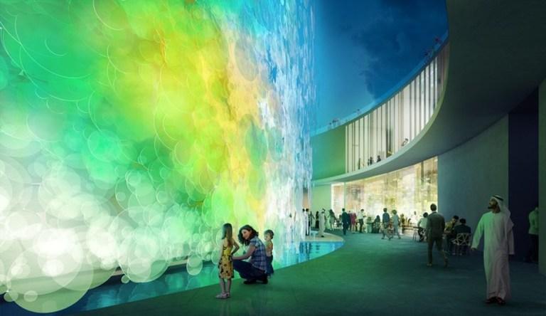 Expo 2020 - UK Pavilion Concept by Paul Cocksedge