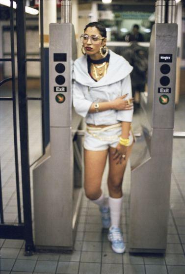 New Exhibit Celebrates Jamel Shabazz's New York Street Photography