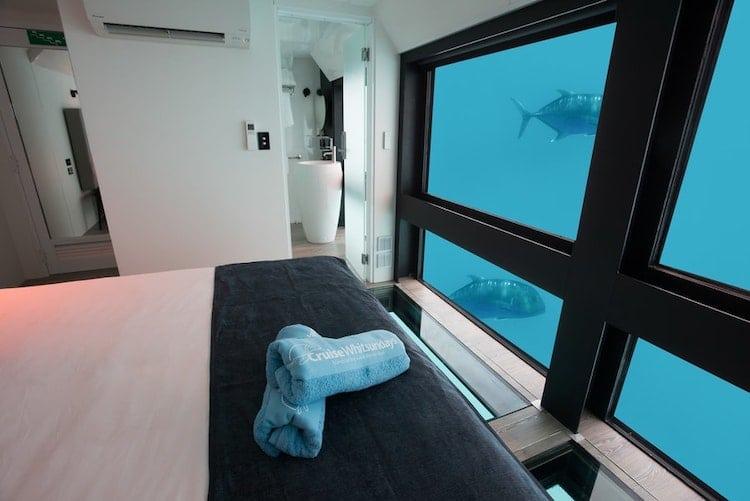 Reefsuites Underwater Hotel in Australia