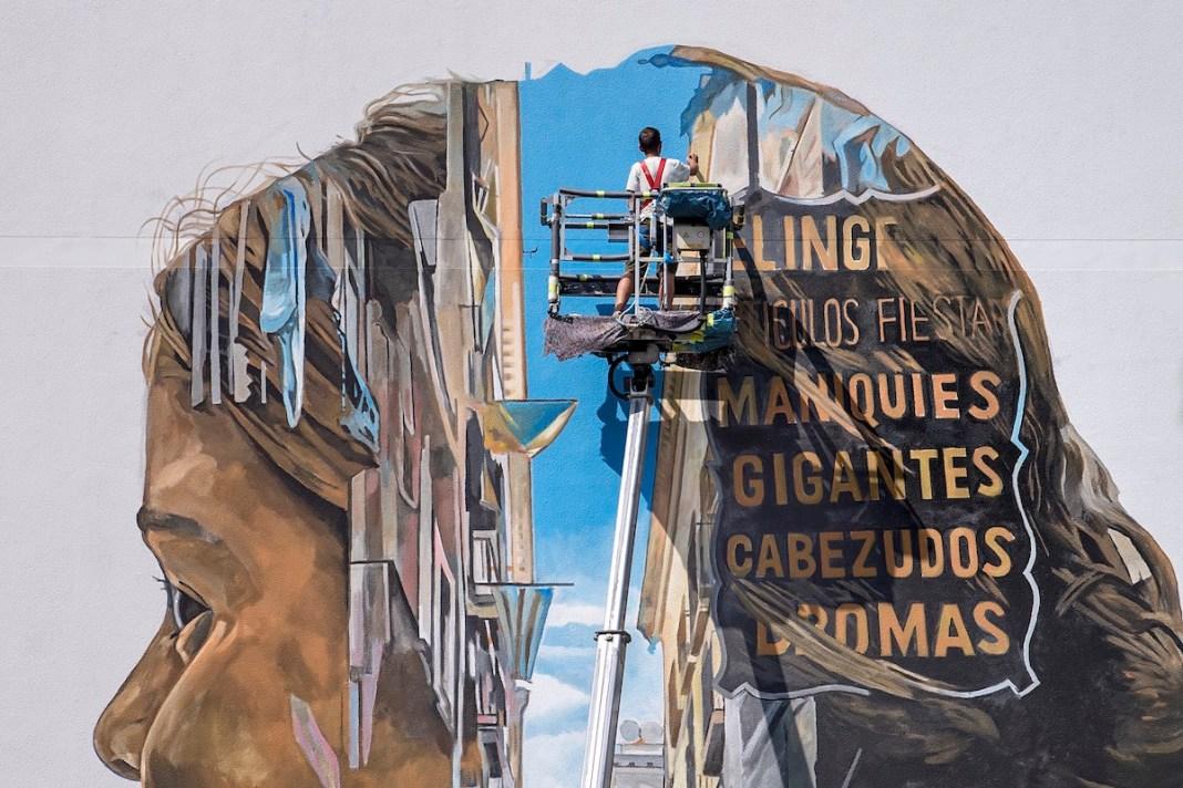 Cristian Blanxer Street Artist
