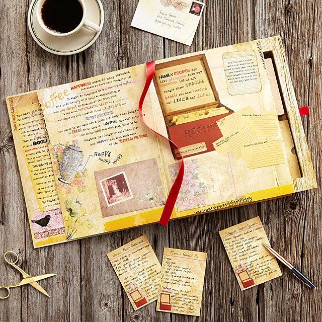 Kit de cartas para madre e hija