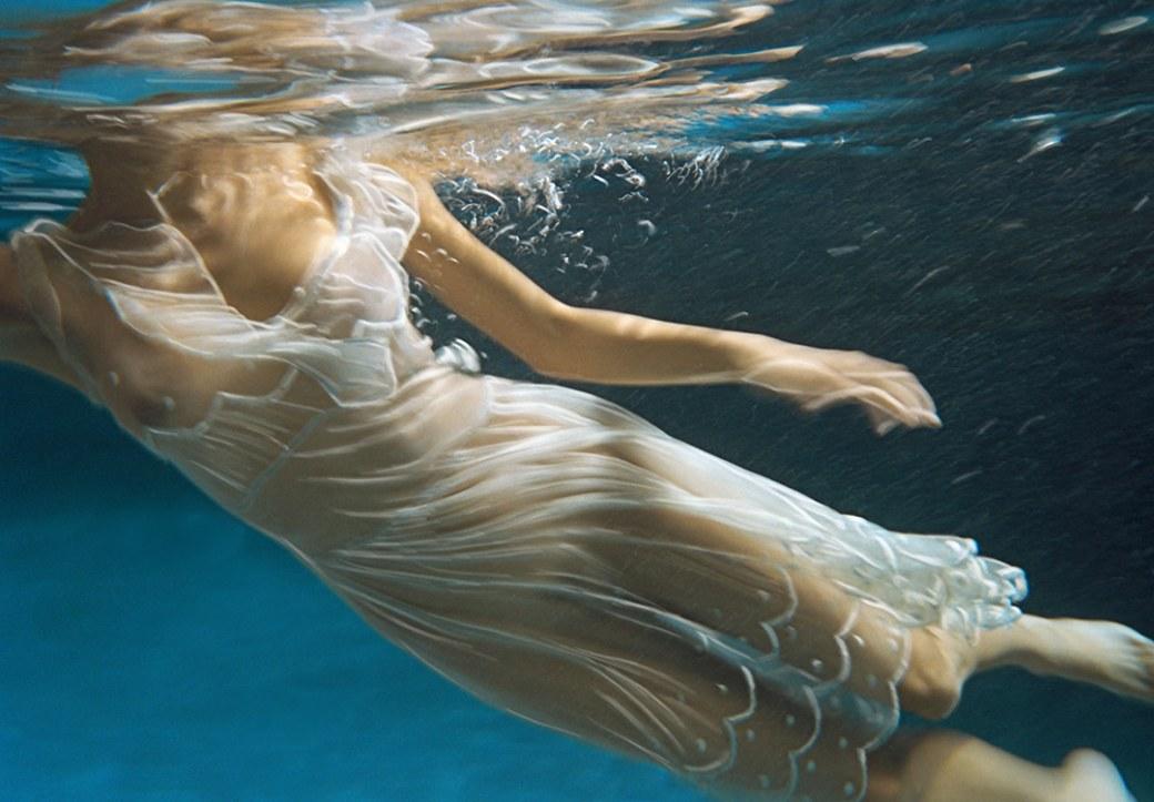 fotografia artistica bajo el agua de Barbara Cole