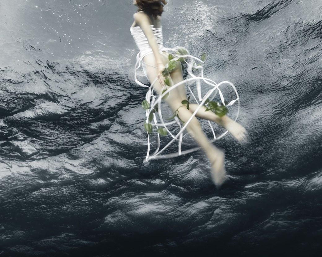 fotografia bajo el agua de Barbara Cole