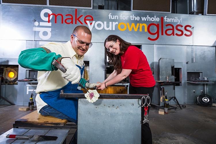 Glassmaking Workshop
