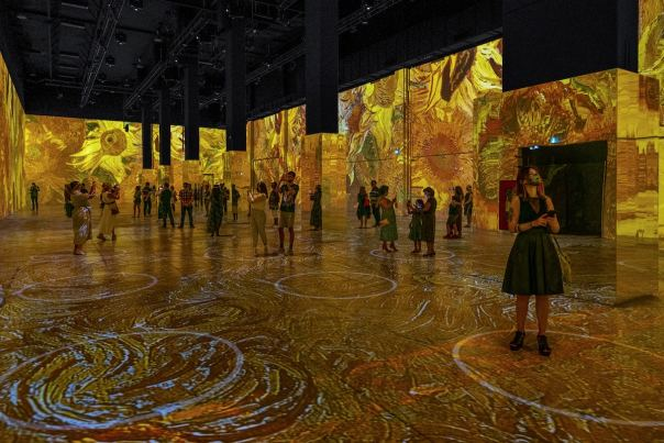 Immersive Van Gogh Exhibition Toronto