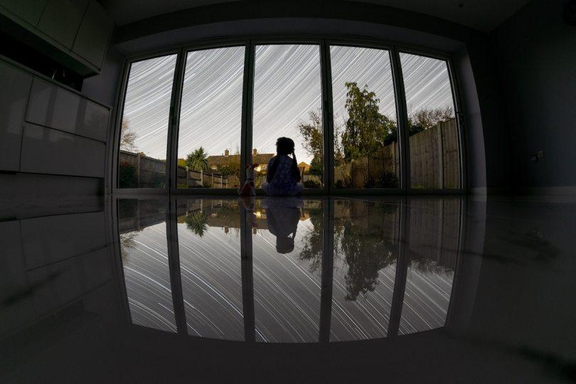 Indoor Astrophotography
