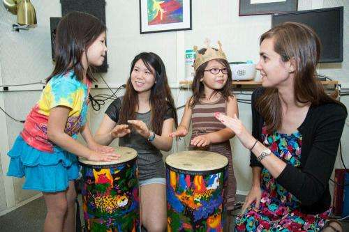The importance of keeping a beat: Researchers link ability to keep a beat to reading, language skills